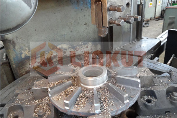 Slurry Pump(Impeller)Machining