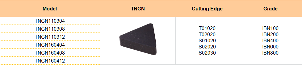 TNGN Solid CBN Inserts Model.png